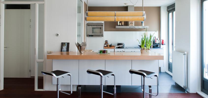 Open keuken presentatie de jong - Open keuken op verblijf ...
