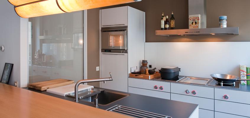 Open keuken presentatie de jong - Keuken open concept ...