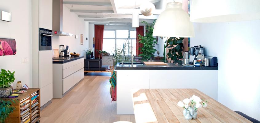 Centrale ligging presentatie de jong - Keuken ilots centrale ...